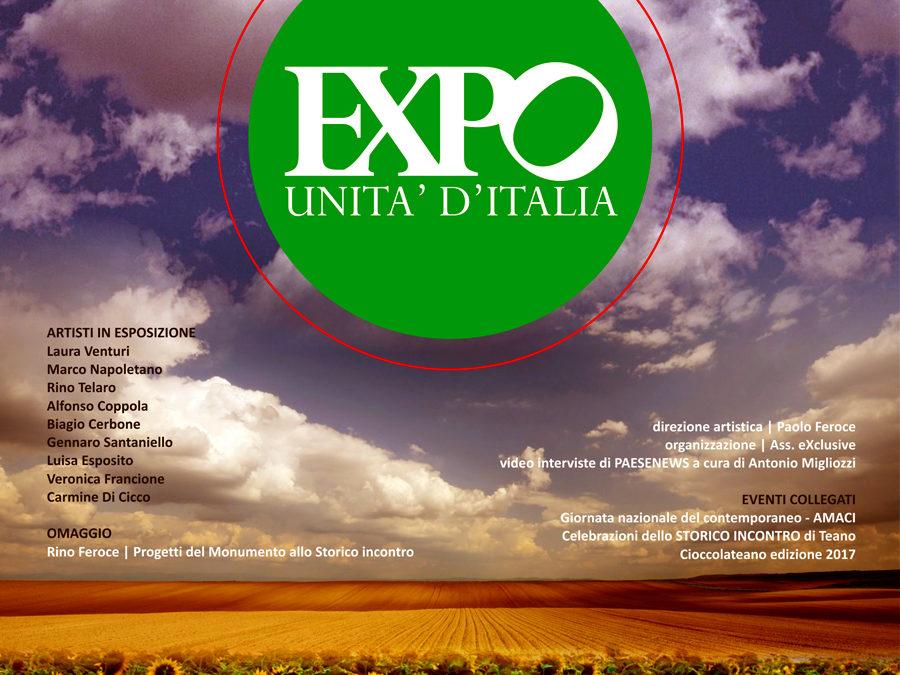 EXPO UNITA' D'ITALIA - prima edizione 1